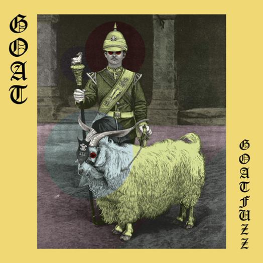 Goat Goatfuzz 7 Quot Vinyl Yellow Splatter Music Mania