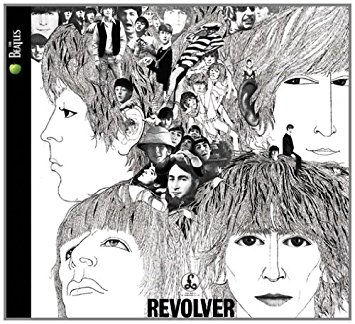 Beatles Revolver Cd Music Mania Stoke New Used