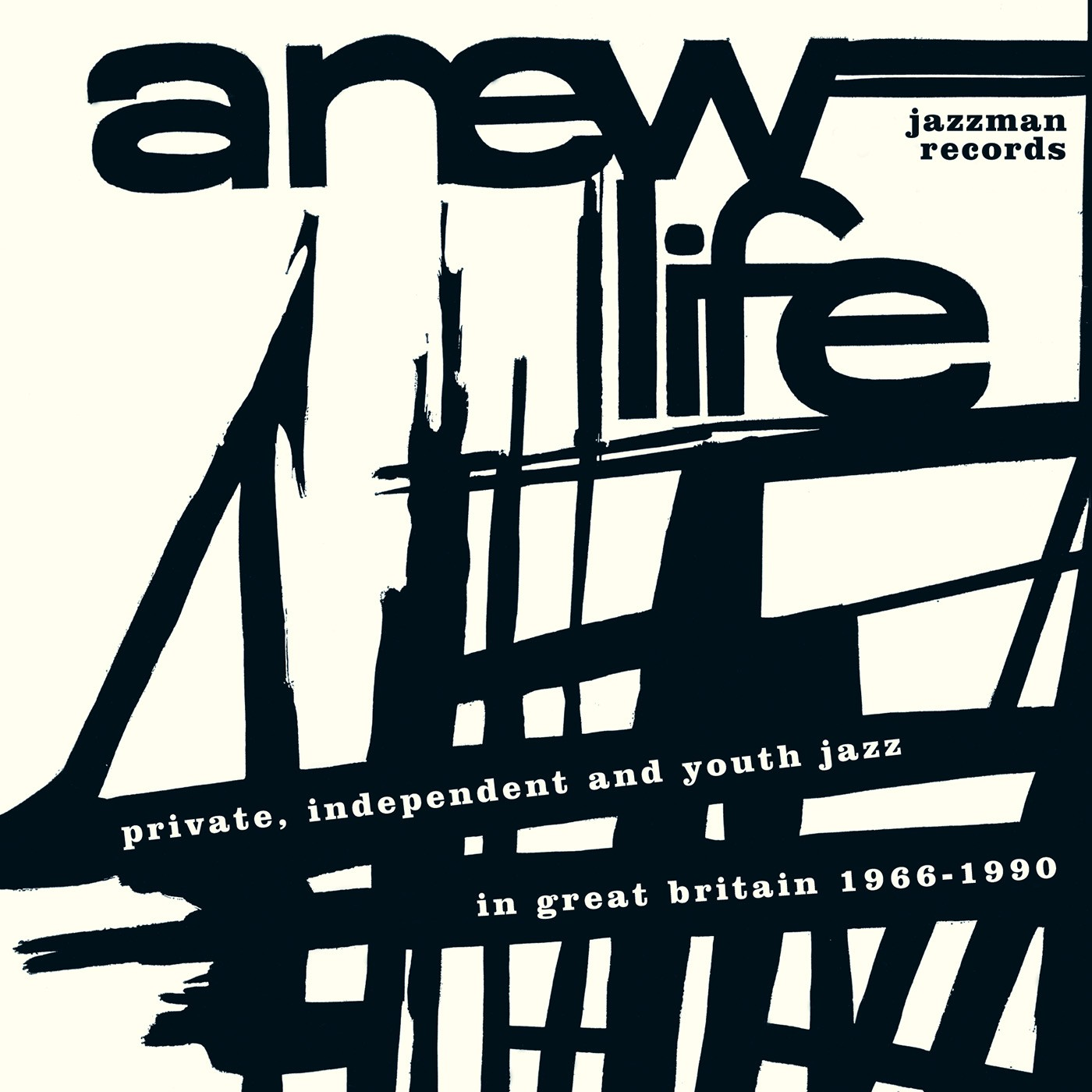 Various Artists A New Life Private Independent And Youth Jazz In