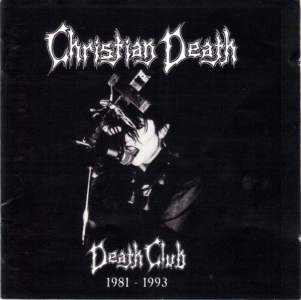 Christian Death Death Club Cd Dvd Clp1453 2 Music