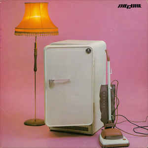 The Cure Three Imaginary Boys Cd Music Mania Stoke